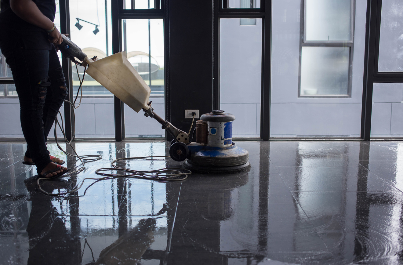 concrete-polishing-Chicago-polished-concrete-floors-Chicago